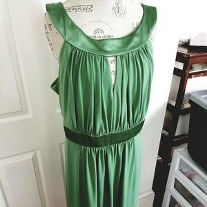 David's Bridal Dresses - Sage Green Bridemaids Dress